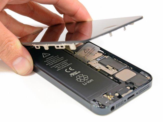 iРемонт, или как починить iPhone 5