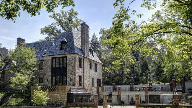 Новый дом семьи Обама (20 фото)
