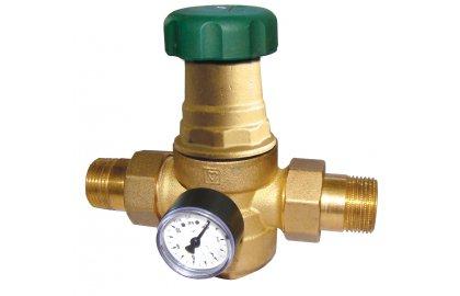 Зачем нужен регулятор давления воды