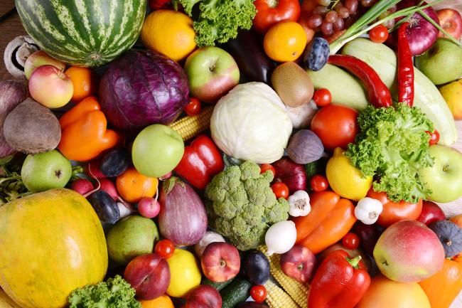 Как сохранить фрукты и овощи свежими как можно дольше