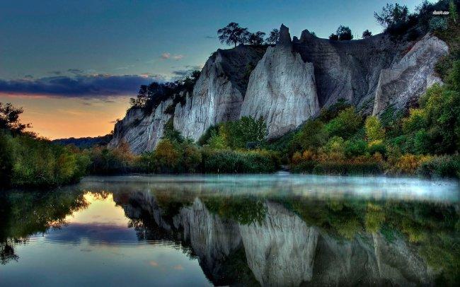 Озеро Морейн