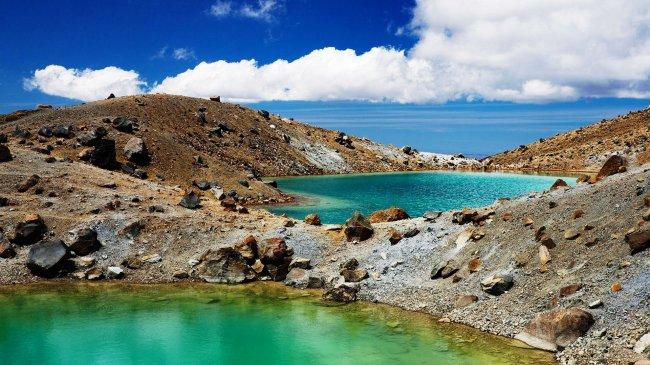 Национальный парк Тонгариро