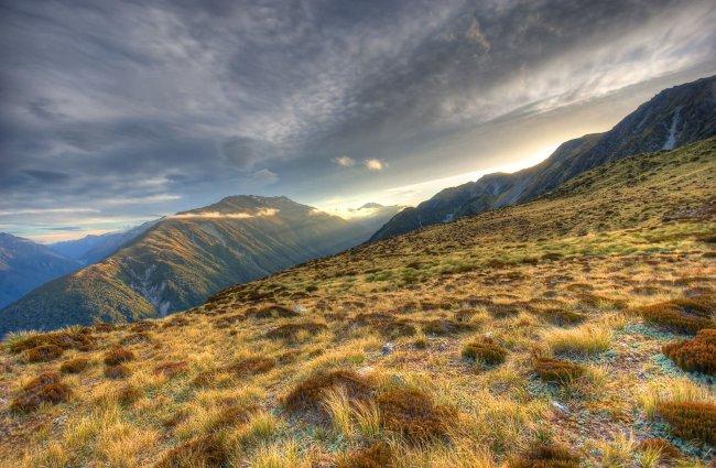 Национальный парк Артурс-Пасс