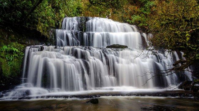 Водопад Перакауни