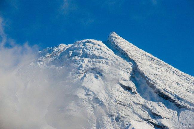 Гора Таранаки