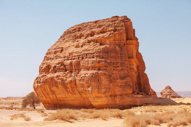Замок-гробница Каср аль-Фарид