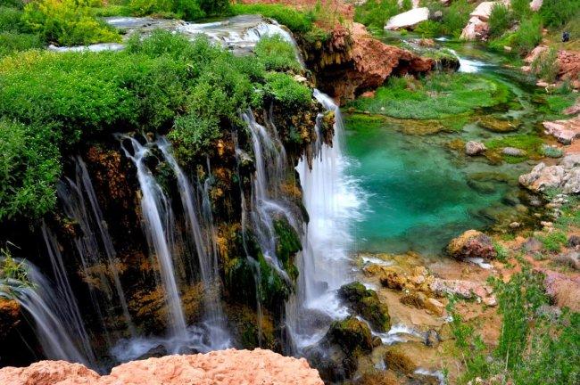 Водопад Навахо