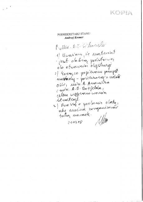 Секретный документ правительства Туска - отказ от проукраинской политики