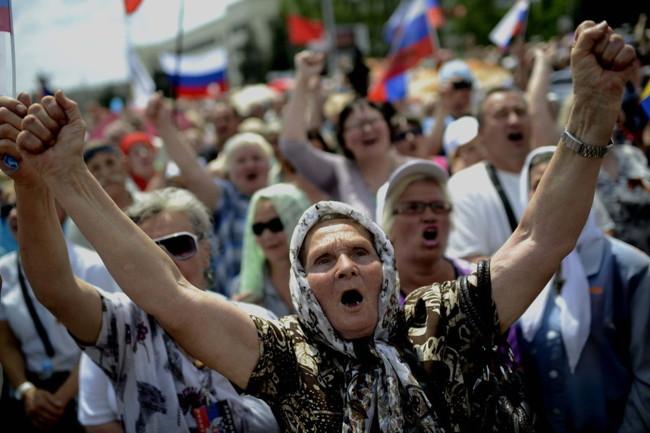 Проект «Донбасс» провалился