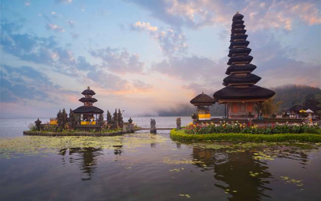 Прекрасная Индонезия