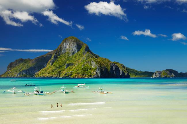 Филипины притягивает туристов