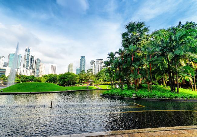 Малайзия – красочная и экзотичная