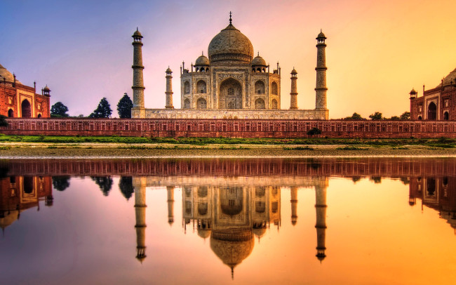 Золотой треугольник Индии