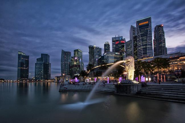 В Сингапуре есть все