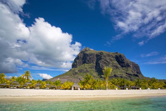 Остров Маврикий очарует вас по-настоящему