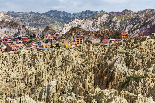 Боливия дарит удивительные приключения