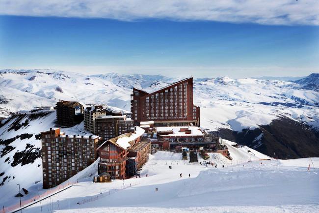 Горнолыжные курорты Чили