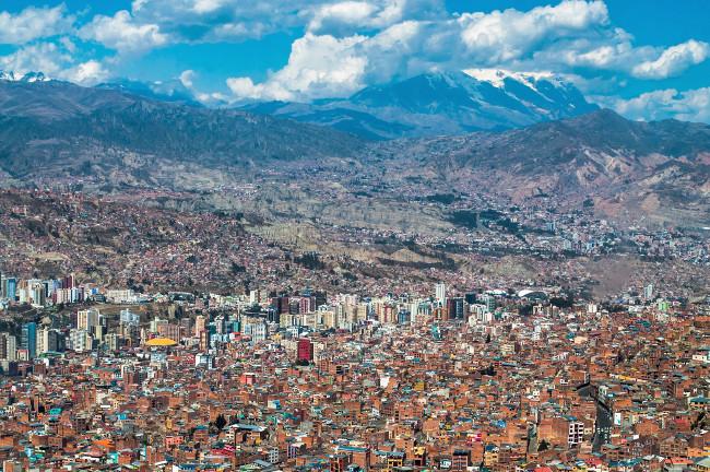 Ла Пас – горячее сердце Боливии