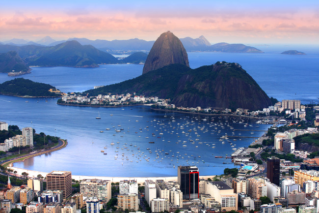 Бразилия – страна веселья, карнавала и одыха