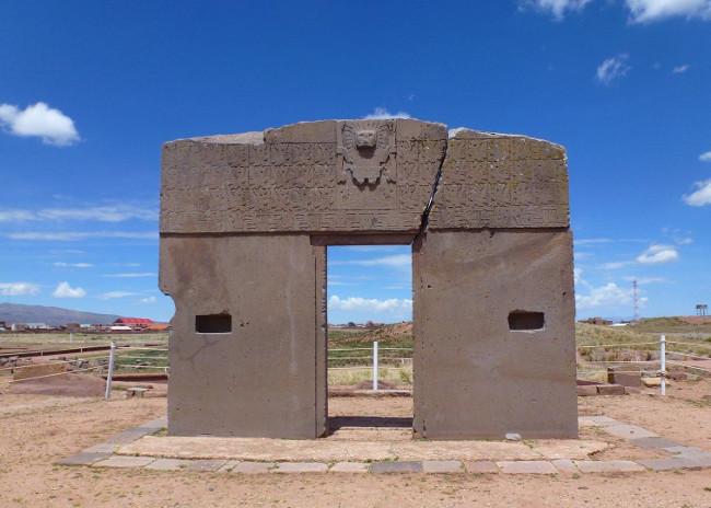 Ворота солнца Тиауанако или загадка Мертвого города
