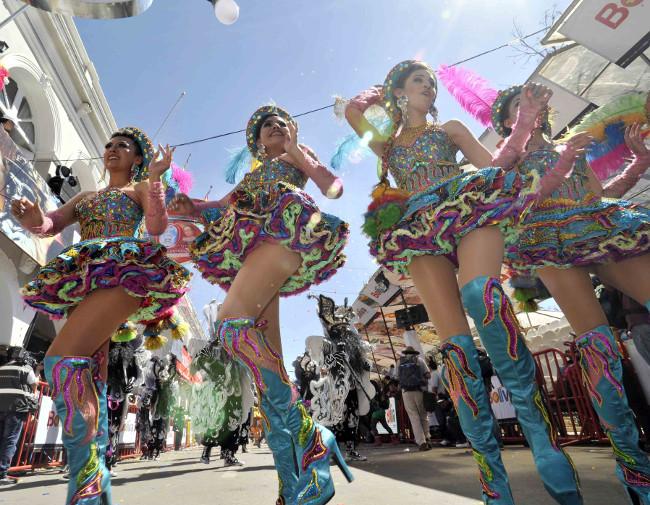 Карнавал в Боливии – лучший отдых для души