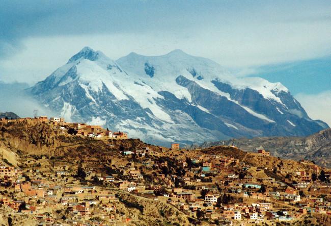 Боливия — американский Тибет