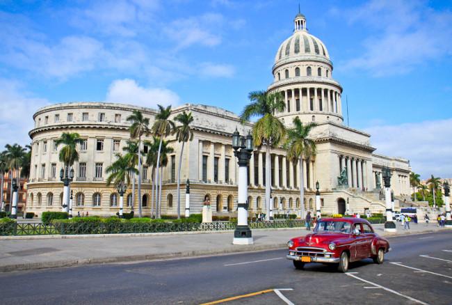 Поездка на Кубу в марте