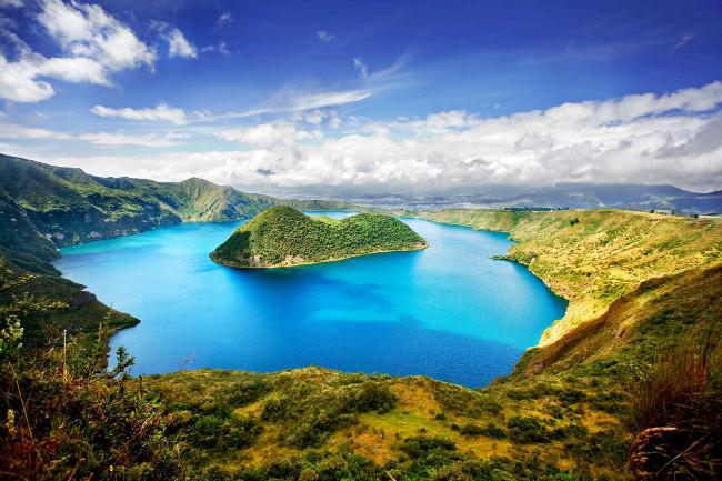 Эквадор – страна солнца и моря