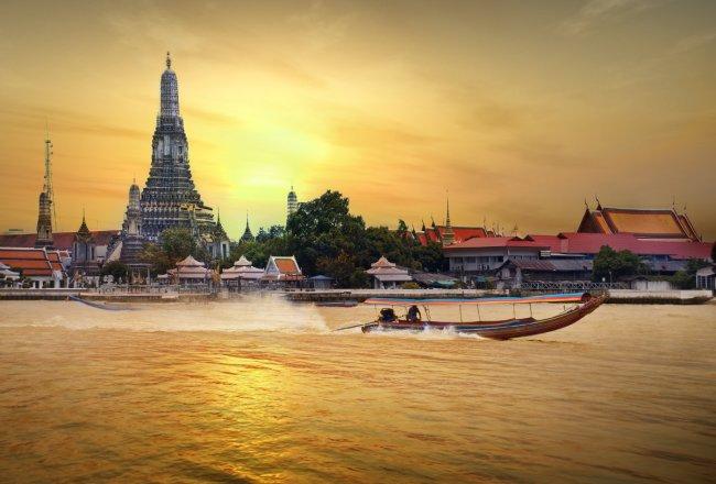 Незабываемый Бангкок