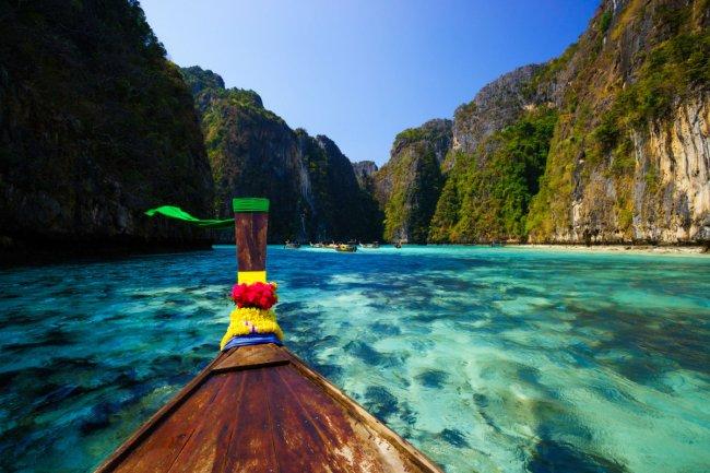 Отдых на острове Пхипхи - спокойствие и еще раз спокойствие