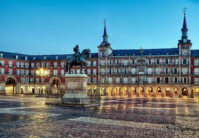 «Главная площадь» Мадрида