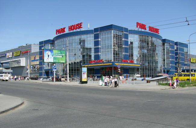 Из московского торгового центра украли банкомат