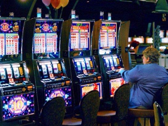 Игровые машины с финансовыми призами