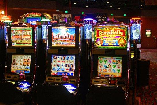 Казино Супер Слотс: игровые автоматы